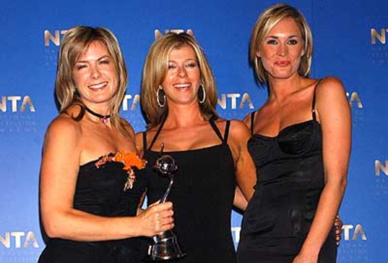 STARS FROM GMTV