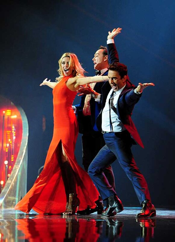 STARS OF STRICTLY
