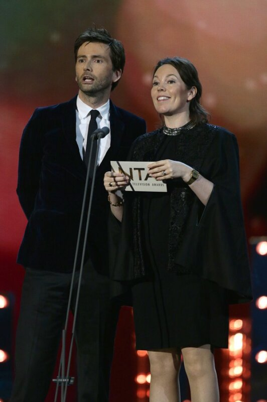 DAVID TENNANT & OLIVIA COLMAN