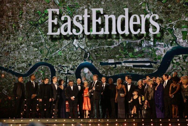 STARS OF EASTENDERS