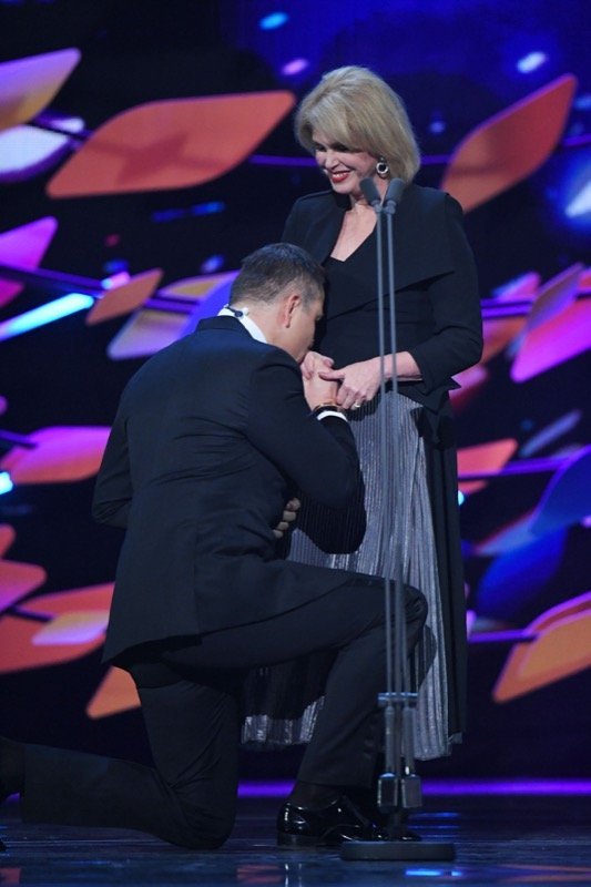 DAVID & JOANNA