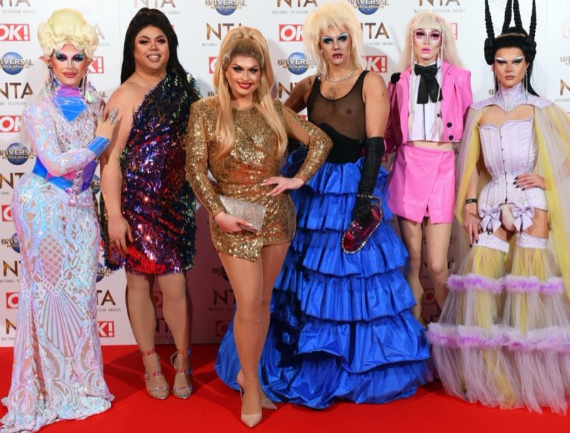 THE DRAG QUEENS