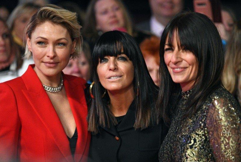 EMMA, CLAUDIA & DAVINA